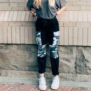 Custom volcom/rothco pants